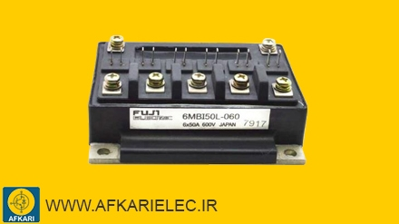 IGBT 6-PACK - 6MBI50L-060 - FUJI ELECTRIC
