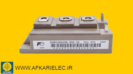 دوبل IGBT - 2MBI400U2B-060-50 - FUJI ELECTRIC