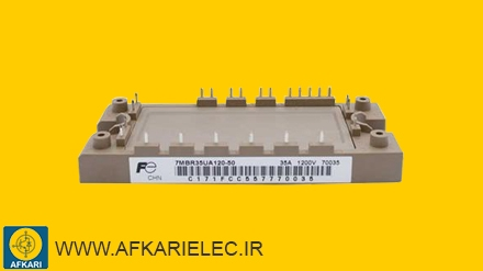 IGBT 7-PACK - 7MBR35UA120-50 - FUJI ELECTRIC